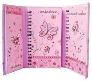 ΣΗΜΕΙΩΜΑΤΑΡΙΟ 3 ΜΠΛΟΚ ( ΠΕΤΑΛΟΥΔΕΣ ) βρεφικά   παιδικά γραφικη υλη σημειωματαρια ημερολογια