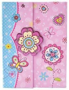 ΣΗΜΕΙΩΜΑΤΑΡΙΟ ΗΜΕΡΟΛΟΓΙΟ ΣΕ ΚΟΥΤΙ ( ΛΟΥΛΟΥΔΙ ) βρεφικά   παιδικά γραφικη υλη σημειωματαρια ημερολογια