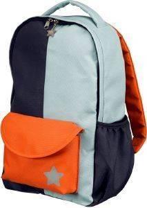 ΤΣΑΝΤΑ ΠΛΑΤΗΣ KIDS CONCEPT STAR ΜΠΛΕ [119712] βρεφικά είδη σχολικα ειδη τσαντεσ σακιδια
