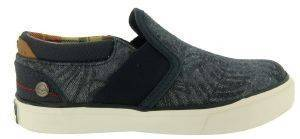 ΠΑΠΟΥΤΣΙΑ SNEAKERS WRANGLER ICON SLIP ON WJ17103B TROPICAL CHAMBREY ΜΠΛΕ