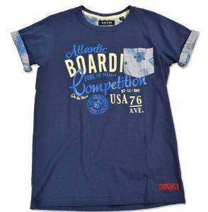 T-SHIRT BLUE SEVEN ATLANTIC COMPETITION 602546-572 ΜΠΛΕ