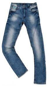 JENAS ΠΑΝΤΕΛΟΝΙ BLUE SEVEN JOG JEANS REGULAR FIT 645010 ΜΠΛΕ
