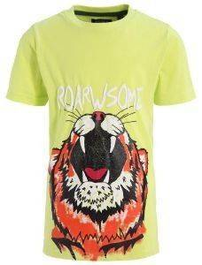 T-SHIRT BLUE SEVEN ROAR 802051-719 ΠΡΑΣΙΝΟ LIME