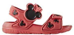 ΣΑΝΔΑΛΙ ADIDAS PERFORMANCE DISNEY MINNIE MOUSE ALTASWIM ΡΟΖ/ΜΑΥΡΟ
