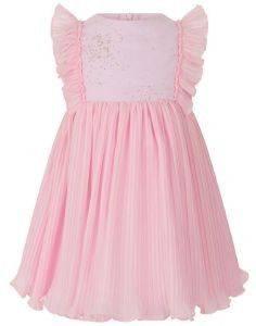 ΦΟΡΕΜΑ PATACHOU PLEATED TULLE 2433505 ΡΟΖ (86ΕΚ.)-(12-18 ΜΗΝΩΝ) βρεφικά   παιδικά κοριτσι φουστεσ φορεματακια φορεματακια