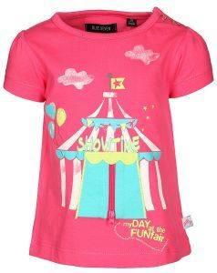 T-SHIRT BLUE SEVEN SHOWTIME 901029-424 ΦΟΥΞΙΑ (86ΕΚ)-(18-24ΜΗΝΩΝ) βρεφικά   παιδικά κοριτσι μπλουζεσ t shirts