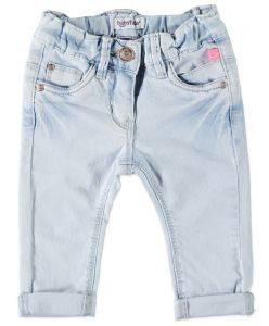 JEANS ΠΑΝΤΕΛΟΝΙ ΤΖΗΝ BABYFACE BLEACH DENIM 8240 ΑΝΟΙΧΤΟ ΣΙΕΛ (80ΕΚ.)-(12-18 ΜΗΝΩ βρεφικά   παιδικά κοριτσι παντελονακια jeans