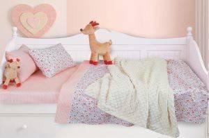 ΣΕΤ ΣΕΝΤΟΝΙΑ DAS HOME DREAM 6294 ΕΜΠΡΙΜΕ βρεφικά   παιδικά λευκα ειδη δωματιο σεντονια