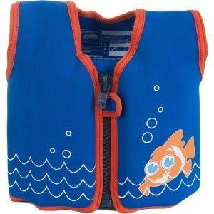 ΣΩΣΙΒΙΟ FLOAT JACKET KONFIDENCE CLOWNFISH (98ΕΚ.)-(2-3 ΕΤΩΝ)
