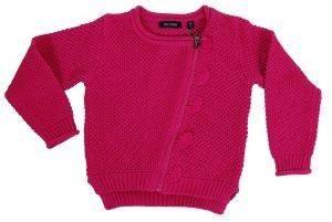 ΖΑΚΕΤΑ ΠΛΕΚΤΗ BLUE SEVEN 769025-426 ΦΟΥΞΙΑ (140ΕΚ.)-(10 ΕΤΩΝ) βρεφικά   παιδικά κοριτσι ζακετεσ μπουφαν ζακετεσ