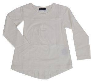 ΜΠΛΟΥΖΑ ΜΑΚΡΥΜΑΝΙΚΗ BLUE SEVEN 750542-010 ΜΟΝΟΧΡΩΜΗ ΕΚΡΟΥ(92ΕΚ.)-(1-2 ΕΤΩΝ) βρεφικά   παιδικά κοριτσι μπλουζεσ μακρυμανικεσ