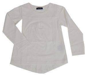ΜΠΛΟΥΖΑ ΜΑΚΡΥΜΑΝΙΚΗ BLUE SEVEN 750542-010 ΜΟΝΟΧΡΩΜΗ ΕΚΡΟΥ (98ΕΚ.)-(2-3ΕΤΩΝ) βρεφικά   παιδικά κοριτσι μπλουζεσ μακρυμανικεσ