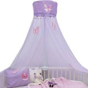 ΚΟΥΝΟΥΠΙΕΡΑ DAS HOME BABY RELAX 6442 ΜΕ ΟΥΡΑΝΟ 200X500CM βρεφικά   παιδικά υπνοσ και χαλαρωση κουνουπιερεσ
