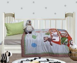 ΠΑΠΛΩΜΑ ΚΟΥΝΙΑΣ DAS HOME BABY SMILE 110Χ150 6437 βρεφικά   παιδικά λευκα ειδη δωματιο παπλωματα