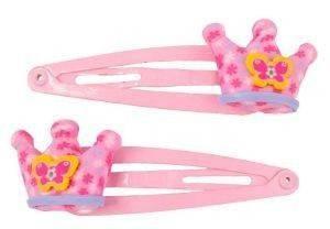 ΚΛΙΠ ΜΑΛΛΙΩΝ GREAT PRETENDERS ΚΟΡΩΝΑ 2ΤΜΧ βρεφικά   παιδικά accessories αξεσουαρ μαλλιων