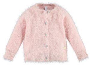 ΖΑΚΕΤΑ ΜΑΚΡΥΜΑΝΙΚΗ BABYFACE 8390 ΡΟΖ (80ΕΚ.)-(12-18ΜΗΝΩΝ) βρεφικά   παιδικά κοριτσι ζακετεσ μπουφαν ζακετεσ