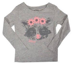 ΜΠΛΟΥΖΑ ΜΑΚΡΥΜΑΝΙΚΗ LONGBOARD 69756 (104ΕΚ.)-(3-4 ΕΤΩΝ) βρεφικά   παιδικά κοριτσι μπλουζεσ μακρυμανικεσ