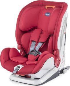 ΚΑΘΙΣΜΑ ΑΥΤΟΚΙΝΗΤΟΥ CHICCO YOUNIVERSE FIX 123/70 ΚΟΚΚΙΝΟ (RED) βρεφικά   παιδικά καθισματα αυτοκινητου 9 36 κιλα