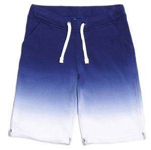 ΣΟΡΤΣ GUESS KIDS ACTIVE SHORTS CORE L82D00 K70D0-ELTB ΜΠΛΕ-ΛΕΥΚΟ
