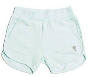 ΣΟΡΤΣ GUESS KIDS KNIT SHORTS K74Q14 K5WK0-G811 ΜΕΝΤΑ