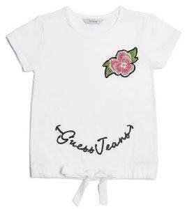 T-SHIRT GUESS KIDS K82I18 K6X80 ΛΕΥΚΟ