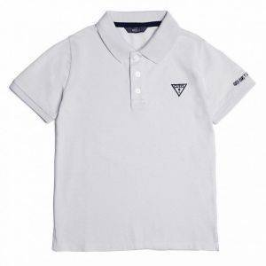 T-SHIRT POLO GUESS KIDS N71P74 K5DS0-A000 ΛΕΥΚΟ (112ΕΚ.)-(4-5ΕΤΩΝ) βρεφικά   παιδικά αγορι μπλουζεσ polo t shirts