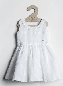 ΦΟΡΕΜΑ ANGEL WINGS ΕΞΩΠΛΑΤΟ 196 ΛΕΥΚΟ (92ΕΚ.)-(18-24ΜΗΝΩΝ) βρεφικά   παιδικά κοριτσι φορεματακια αμπιγιε