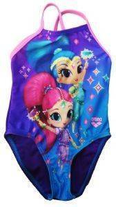 ΜΑΓΙΟ ARENA SHIMMER & SHINE ONE PIECE ΜΩΒ/ΜΠΛΕ