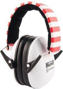 ΩΤΟΑΣΠΙΔΕΣ ALPINE HEARING PROTECTION MUFFY KID WHITE-ΛΕΥΚΟ