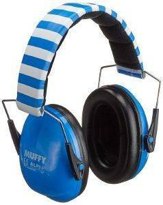 ΩΤΟΑΣΠΙΔΕΣ ALPINE HEARING PROTECTION MUFFY KID BLUE-ΜΠΛΕ