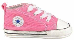 ΜΠΟΤΑΚΙ ΑΓΚΑΛΙΑΣ CONVERSE ALL STAR CHUCK TAYLOR FIRST STAR HI 88871-650 ΡΟΖ