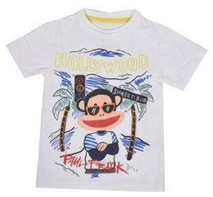 T-SHIRT PAUL FRANK HOLLYWOOD ΛΕΥΚΟ