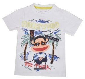 T-SHIRT PAUL FRANK HOLLYWOOD ΛΕΥΚΟ (86ΕΚ.)-(18-24ΜΗΝΩΝ) βρεφικά   παιδικά αγορι μπλουζεσ t shirts