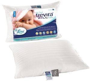 ΜΑΞΙΛΑΡΙ ΥΠΝΟΥ LA LUNA BABY LINE MY FIRST TREVIRA PILLOW 35X45CM βρεφικά   παιδικά λευκα ειδη δωματιο μαξιλαρια
