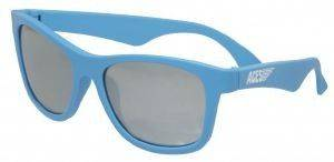 ΓΥΑΛΙΑ ΗΛΙΟΥ BABIATORS ACES BLUE CRUSH/SILVER MIRROR LENS 6ΕΤΩΝ+