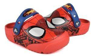 7452ae37541 ΠΑΙΔΙΚΗ ΣΑΓΙΟΝΑΡΑ CROCS FUNLAB SPIDERMAN LIGHT CLOGS K FLAME