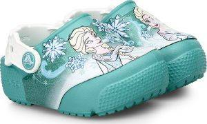 0edc917fdd4 ΠΑΙΔΙΚΗ ΣΑΓΙΟΝΑΡΑ CROCS FUNLAB FROZEN LIGHT CLOGS K TROPICAL TEAL