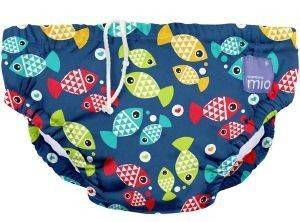 ΠΑΝΑ ΜΑΓΙΟ BAMBINO MIO REUSABLE SWIM NAPPY AQUARIUM