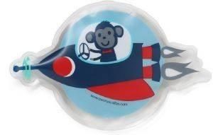ΠΑΓΟΚΥΣΤΗ-ΘΕΡΜΟΦΟΡΑ PENNY SCALLAN SPACE MONKEY (1ΤΜΧ) βρεφικά   παιδικά εξοπλισμοσ αξεσουαρ φαγητου παγοκυστεσ