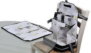 ΦΟΡΗΤΟ ΚΑΘΙΣΜΑ ΦΑΓΗΤΟΥ - ΣΟΥΠΛΑ ΣΕΤ POLAR GEAR GO ANYWHERE BOOSTER SEAT WITH PLA βρεφικά   παιδικά καρεκλακια φαγητου καρεκλακια φαγητου για καρεκλα
