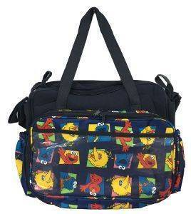 ΤΣΑΝΤΑ ΑΛΛΑΞΙΕΡΑ X-TREME BABY DIAPER BAG 3COLORS MUPPET SHOW 45X37CM