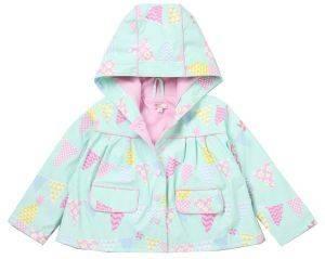ΑΔΙΑΒΡΟΧΟ PENNY SCALLAN PINEAPPLE BUNTING 1ΕΤΟΥΣ βρεφικά   παιδικά κοριτσι ζακετεσ μπουφαν αντιανεμικα