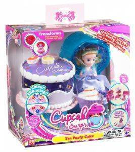 PLAYSET JUST TOYS CUP CAKE SURPRISE ΤΟΥΡΤΑ ΜΩΒ [1136]