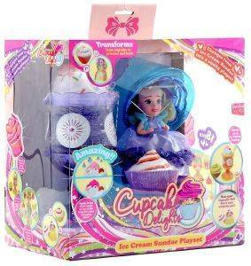 PLAYSET JUST TOYS CUP CAKE SURPRISE ΠΑΓΩΤΟ ΜΩΒ [1140]