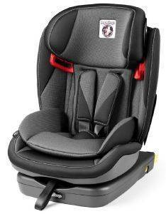 ΚΑΘΙΣΜΑ ΑΥΤΟΚΙΝΗΤΟΥ PEG PEREGO VIAGGIO 1-2-3 VIA 9-36KG CRYSTAL BLACK