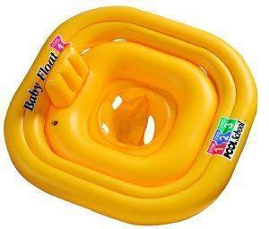 ΠΕΡΠΑΤΟΥΡΑ ΑΣΦΑΛΕΙΑΣ INTEX DELUXE BABY FLOAT POOL SCHOOL STEP 1 [56587]