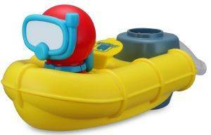 ΡΥΜΟΥΛΚΟ ΠΛΟΙΟ BBURAGO SPLASH N PLAY SPRAYING RESCUE RAFT [16/89014]