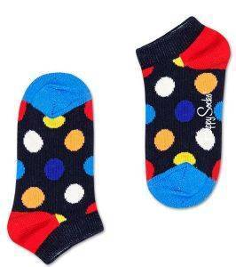 ΚΑΛΤΣΕΣ HAPPY SOCKS KIDS BIG DOT LOW SOCK KBDO05-6500 ΠΟΛΥΧΡΩΜΟ 1TMX