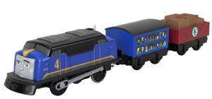 FISHER-PRICE THOMAS AND FRIENDS TRACKMASTER GUSTAVO [BMK93]