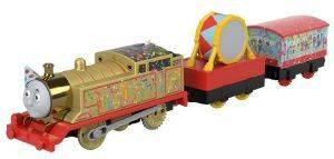FISHER-PRICE THOMAS AND FRIENDS TRACKMASTER GOLDEN THOMAS [BMK93]